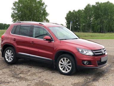 Volkswagen Tiguan 2012 отзыв автора | Дата публикации 25.09.2019.