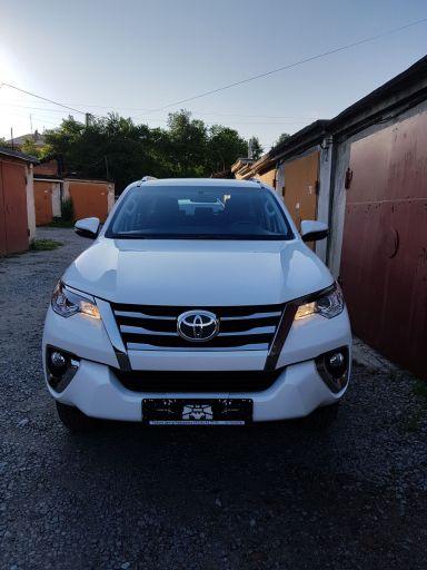 Toyota Fortuner, 2019