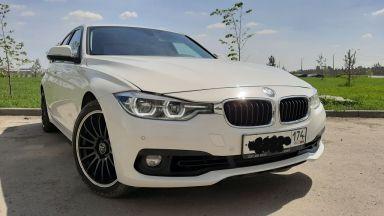 BMW 3-Series 2015 отзыв автора | Дата публикации 26.09.2019.
