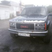 GMC Suburban, 1992