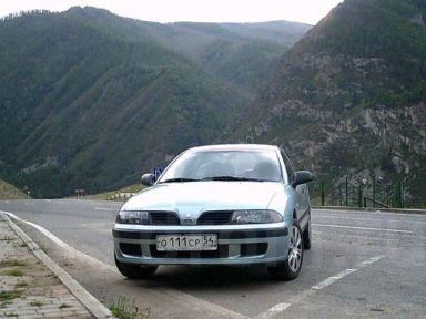 Mitsubishi Carisma, 2003
