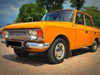 Москвич 412, 1983