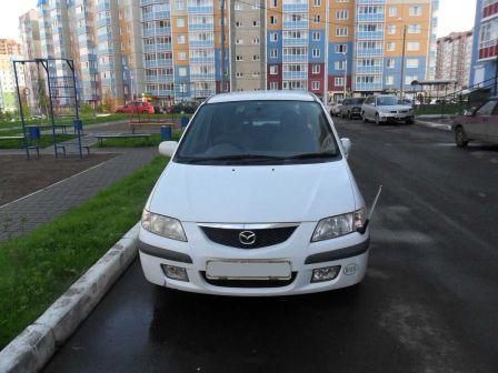 Mazda Premacy 1999 - отзыв владельца