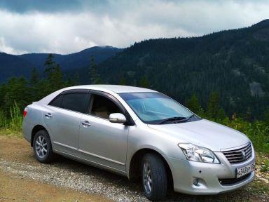 Toyota Premio, 2008