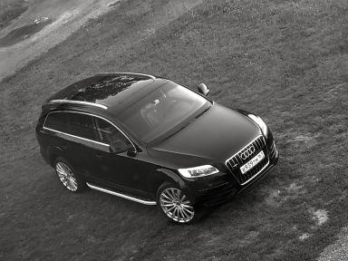 Audi Q7 2006 отзыв автора | Дата публикации 18.10.2018.