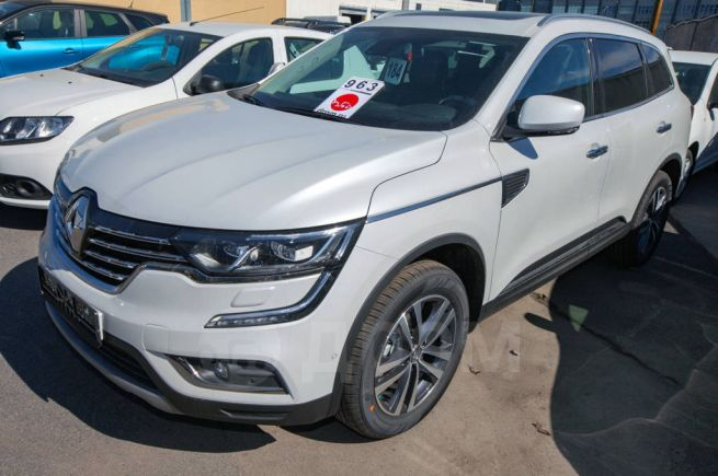 Renault Koleos, 2019 год, 2 476 245 руб.