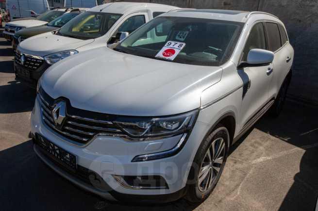 Renault Koleos, 2019 год, 2 523 874 руб.