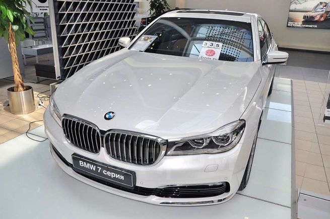 BMW 7-Series, 2018 год, 8 924 900 руб.