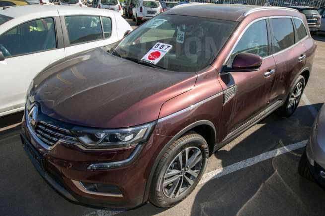 Renault Koleos, 2019 год, 2 457 901 руб.