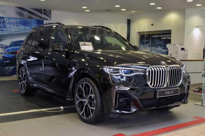 BMW X7, 2019 год, 7 082 400 руб.