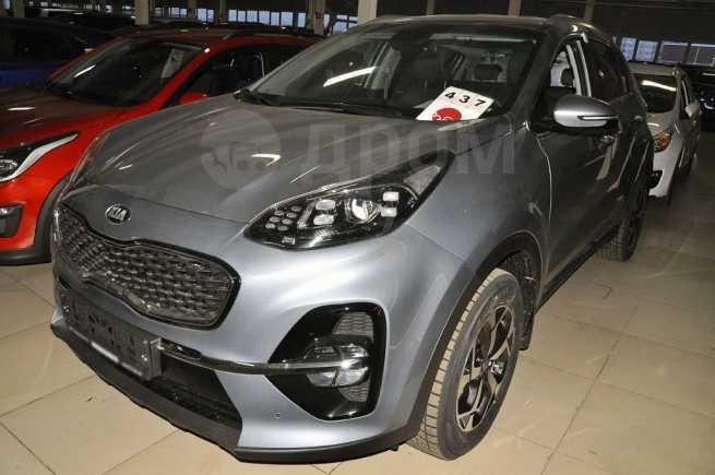 Kia Sportage, 2019 год, 1 804 900 руб.