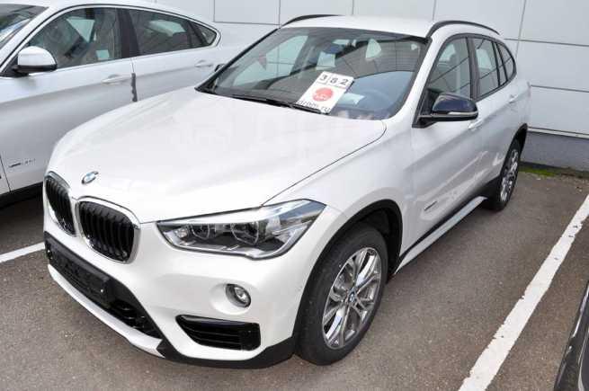 BMW X1, 2019 год, 2 850 000 руб.