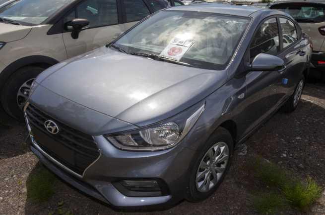 Hyundai Solaris, 2019 год, 858 600 руб.