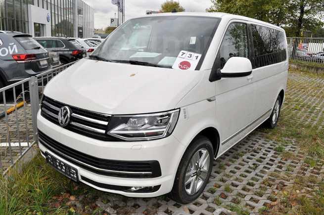 Volkswagen Multivan, 2019 год, 4 464 285 руб.