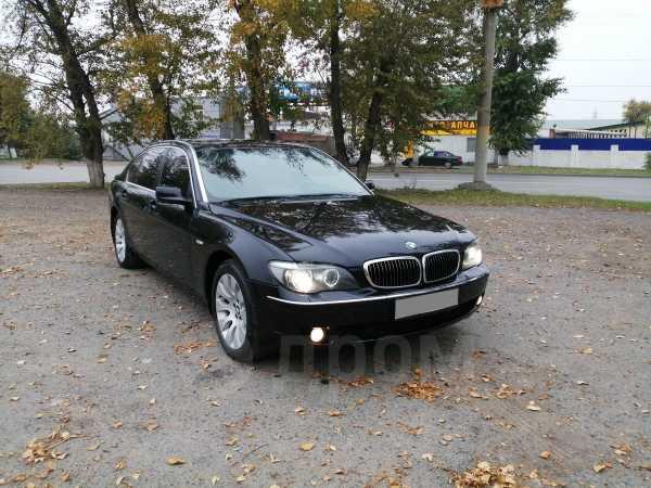 BMW 7-Series, 2007 год, 700 000 руб.