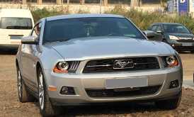 Братск Mustang 2009