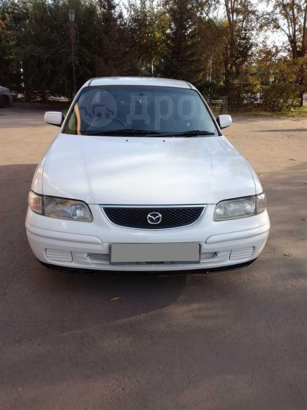 Mazda Capella, 1998 год, 230 000 руб.
