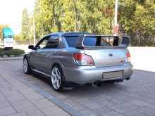 Иркутск Impreza WRX STI