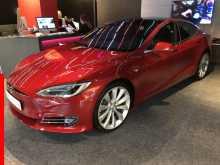 Москва Tesla Model S 2017