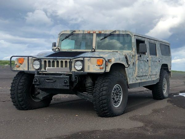 Hummer H1, 1993 год, 3 500 000 руб.