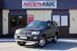 Киров Land Cruiser 2002
