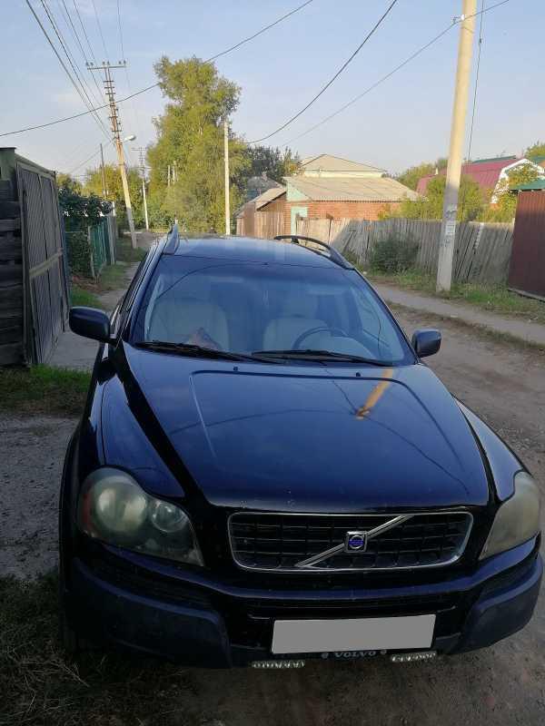 Volvo XC90, 2003 год, 555 000 руб.