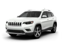 Москва Jeep Cherokee 2018