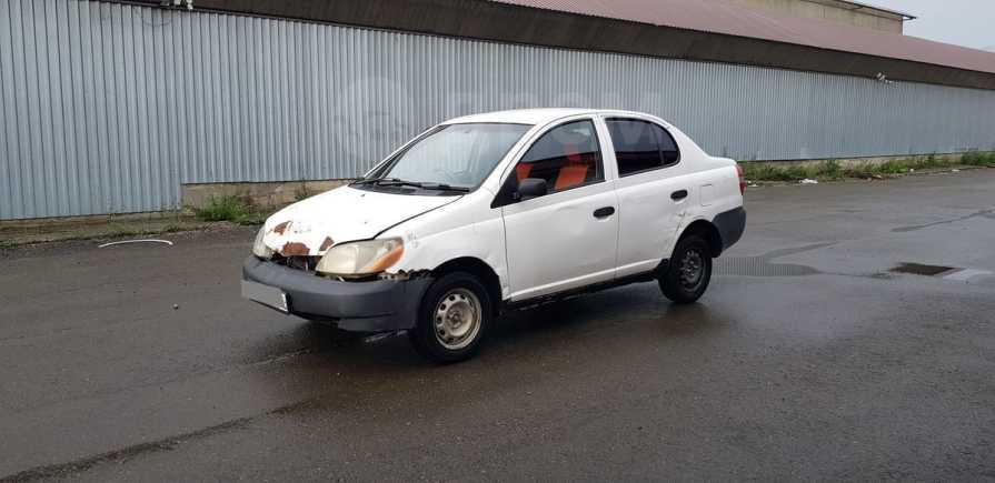 Toyota Platz, 2000 год, 118 000 руб.