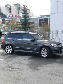 Челябинск GLK-Class 2012
