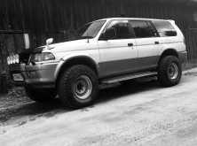 Борисоглебский Challenger 1996