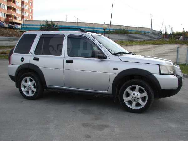 Land Rover Freelander, 2004 год, 445 000 руб.