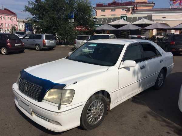 Toyota Crown, 2003 год, 410 000 руб.