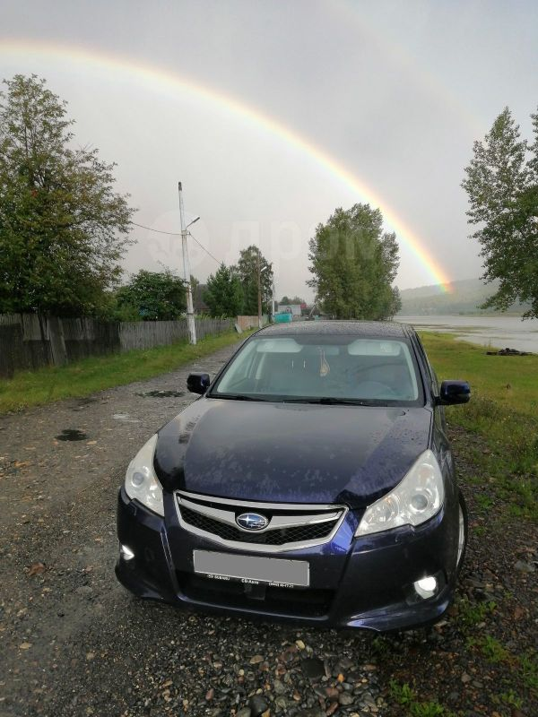 Subaru Legacy, 2011 год, 750 000 руб.