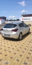 Opel Astra, 2012 год, 405 000 руб.