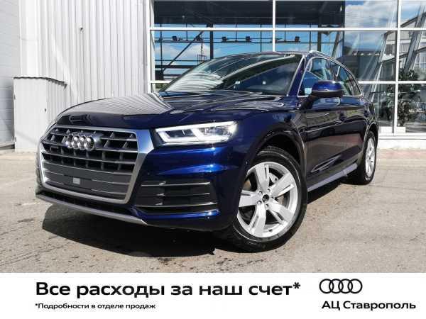 Audi Q5, 2018 год, 3 813 531 руб.