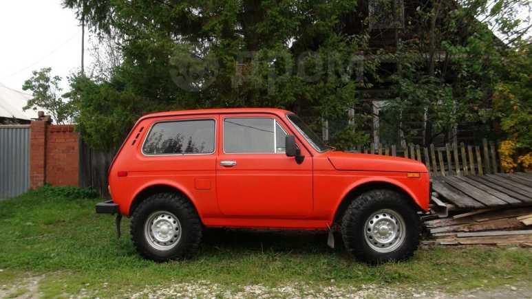 Лада 4x4 2121 Нива, 1982 год, 115 000 руб.