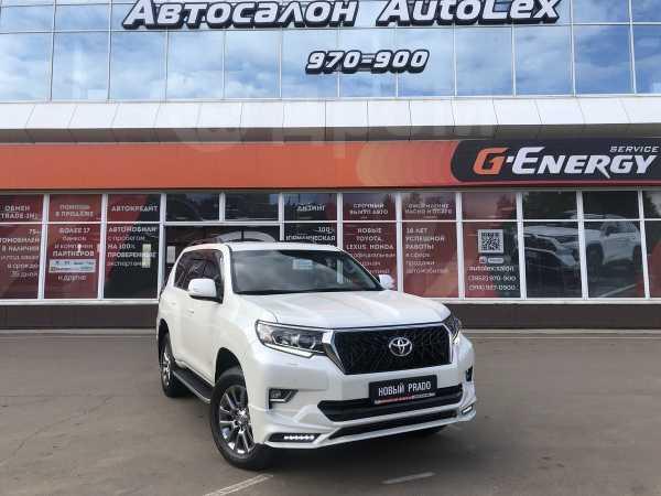 Toyota Land Cruiser Prado, 2018 год, 3 921 000 руб.