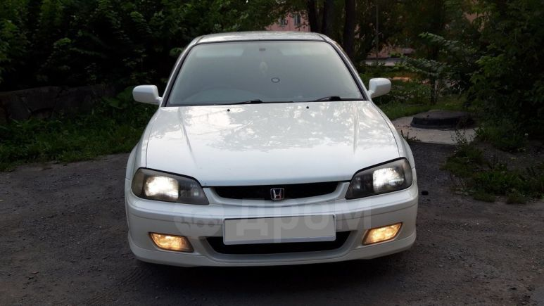 Honda Torneo, 2002 год, 297 000 руб.