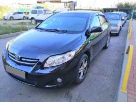 Краснодар Corolla 2008