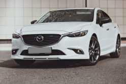 Чита Mazda6 2016