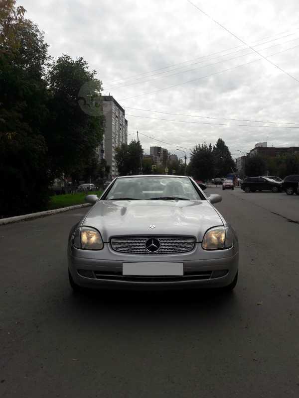 Mercedes-Benz SLK-Class, 1998 год, 350 000 руб.
