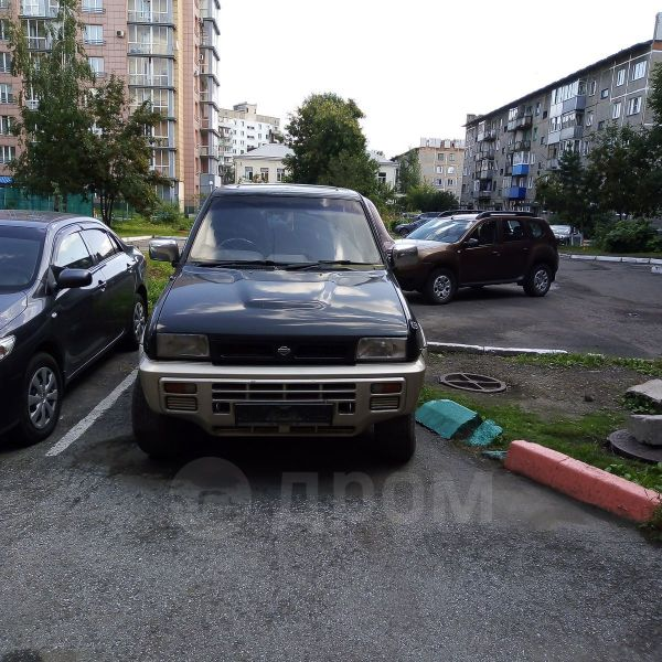 Nissan Mistral, 1994 год, 450 000 руб.