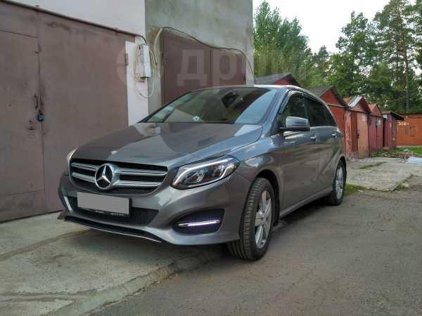 Mercedes-Benz B-Class, 2015 год, 1 250 000 руб.