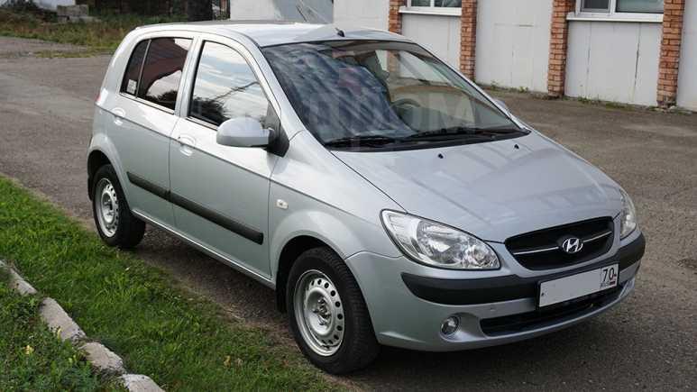Hyundai Click, 2009 год, 390 000 руб.