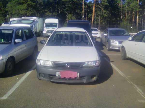Nissan AD, 2002 год, 120 000 руб.