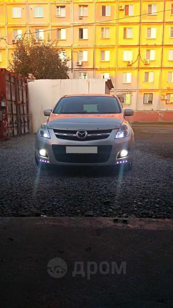 Mazda MPV, 2007 год, 490 000 руб.