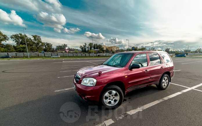 Mazda Tribute, 2001 год, 270 000 руб.