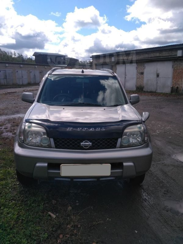 Nissan X-Trail, 2003 год, 465 000 руб.
