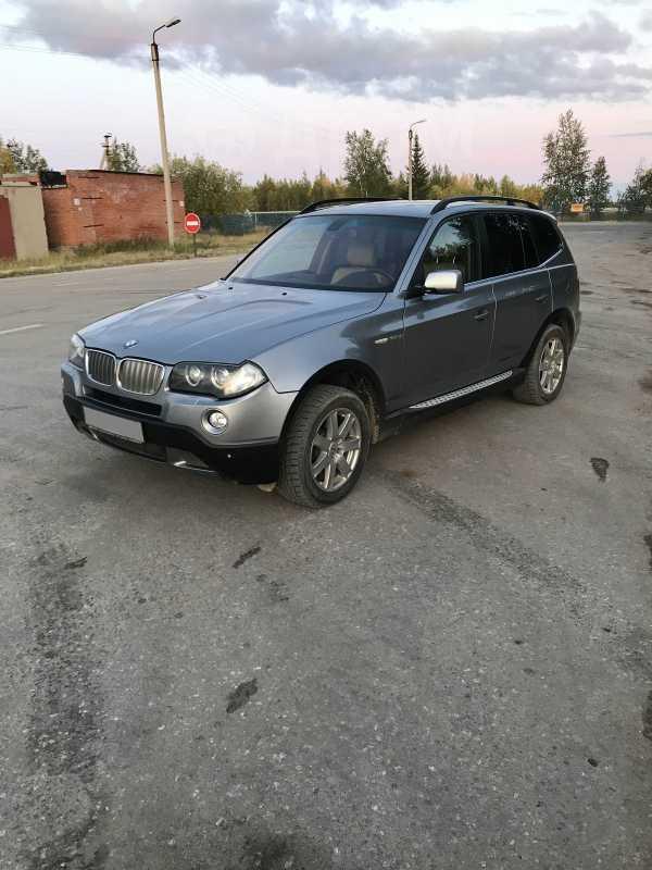 BMW X3, 2007 год, 580 000 руб.