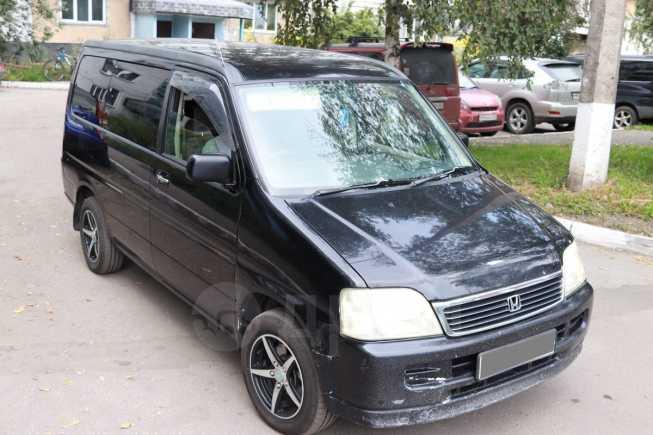 Honda Stepwgn, 2001 год, 308 000 руб.